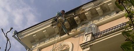 Ремонт и реставрация фасадов Хмельницкий