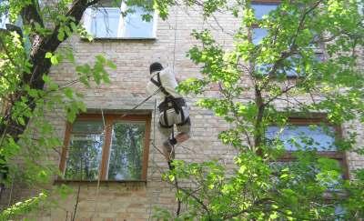 Монтаж антенн, кондиционеров, кабеля Хмельницкий
